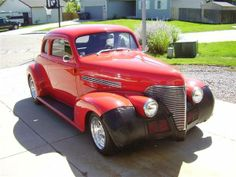 1000+ images about 1939 Chevy Coupes on Pinterest | Coupe ...