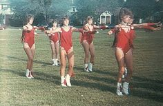 when i was a young girl i dreamed of being in the majorettes . but our famly was toooooo big and so there was no  money for these kind of things. but i still played with an old one my friend gave me. good memories... i loved to see them in the parades in the summer in our home town.