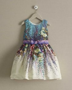 zoe secret garden girls dress