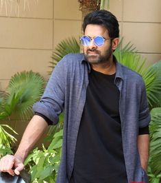 Image may contain: one or more people and sunglasses Best Couple Pictures, Cute Baby Girl Pictures, Film Images, Actors Images, Actor Picture, Actor Photo, Prabhas Pics, Hd Photos, Bahubali Movie