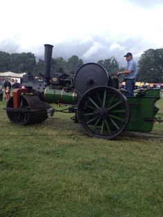 Steam Tractor, Tractor Implements, Old Technology, Classic Tractor, Public, Steamers, Gas Pumps, Small Engine, Old Farm