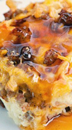 Sausage McMuffin Casserole