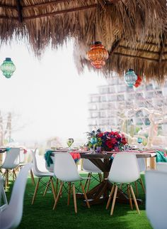 Colorful Mexican Party!  Photo by Jeremy Chou.