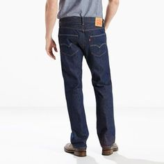 Levi's 501 Original Fit Stretch Jeans (Big & Tall) - Men's 40x36