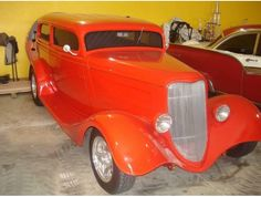 1933 Ford Classic