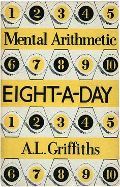 mental arithmetic 8-a-day