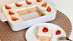 Sweet Recipes, Cake Recipes, Dessert Recipes, Bulgarian Recipes, Kinds Of Desserts, Biscuit Cake, Vegan Cake, Gluten Free Desserts, Food To Make