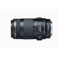 Canon EF 70-300mm f/4-5.6 IS USM Lens for Canon EOS SLR Cameras -      FEATURED  Canon EF 70-300mm f/4-5.6 IS USM Lens for Canon EOS SLR Cameras   70-300mm telephoto zoom lens with f/4.5-5.6 maximum aperture for Canon EOS SLR cameras 3-stop Image Stabilizer for reducing camera shake; ring-type ultra-sonic monitor (USM) Electro-magnetic diaphragm (EMD) helps...