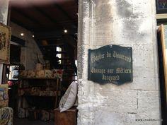 Cote d'Azur, Riviera Francesa: descobrindo os melhores lugares pra sua proxima viagem: Lojinhas em Le Baux de Provence
