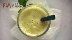Kapu-ba-ok smoothie Thing 1, Smoothie, Latte, Vegan, Drinks, Ethnic Recipes, Food, Drinking, Beverages