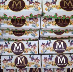 Dolce & Gabbana Magnum Ice Cream #DG #Magnum