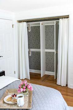 closet doors ideas bedroom