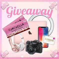 WIN  THE ULTIMATE INSTA FAMOUS BUNDLE WORTH OVER $10000 including 2 VIP Coachella tickets iPhoneX Mac Book Pro Fujifilm camera Beats by Dre a ring light AND a $1000 Fashion Nova gift card! Step 1: Follow @FashionNova  Step 2: TAG 4 BFFs  Winner will be announced on our Instastory on 02.01.18 - Global #Fashion Trends and Latest Styles - Celebrities and Popular Culture - #Shopping Inspiration for Fashionistas and Shopaholics - Bargain Hunting - Haute Couture - Women's Apparel and Accessories…