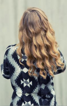 Bronde hair is the perfect addition to a cozy fall look. Hair colored at an Ulta Beauty Salon.