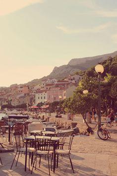 Baska, Krk Island, Croatia, Summer 2013