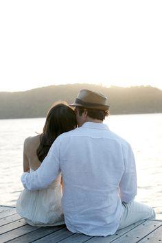 lake-wedding-natural-simple-casual