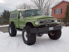 1966 International Harvester