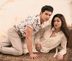 THE YOUTH ISSUE James Reid ( and Nadine Lustre ( on the cover of the latest issue of in-store magazine. Available in selected boutiques nationwide. Lady Luster, Filipino Models, Inigo Pascual, Movie Talk, Daniel Padilla, Liza Soberano, James Reid, Nadine Lustre, Jadine