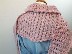 'De Knuffel sjaal'......patroon