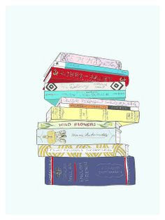 The Classics Poster by emmakisstina on Etsy, $76.00