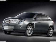 Cadillac Provoq Concept (2008)