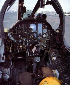 Aviation trivia: Can you guess what aircraft this cockpit belongs to?