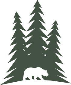 bears // trees