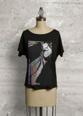 The Kiss tee: What a beautiful product!
