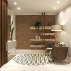 Home Office Design, House Design, Shelf Design, Family Room, Bookcase, Bedroom Decor, Shelves, Wall, Instagram