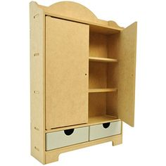 Kaisercraft - BTP Storage Cupboard *** You can find more details by visiting the image link.