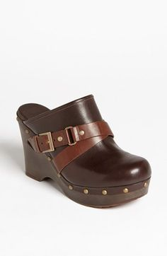 Are clogs uncool still? Because I like these... UGG® Australia 'Natalee' Clog (Women) | Nordstrom