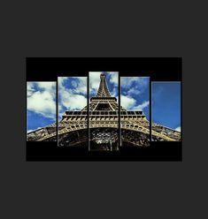 Polyptyque (Pentaptyque) - Tour Eiffel