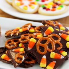 Recipes Using Leftover Halloween Candy