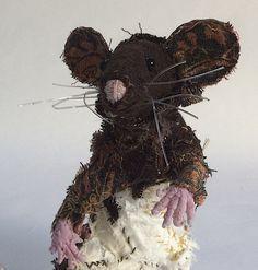 'Ravenna' the fabric Rat, Barbara Franc