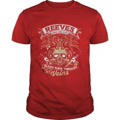 Cool T-shirt REEVES T shirt - TEAM REEVES, LIFETIME MEMBER Check more at https://designyourownsweatshirt.com/reeves-t-shirt-team-reeves-lifetime-member.html