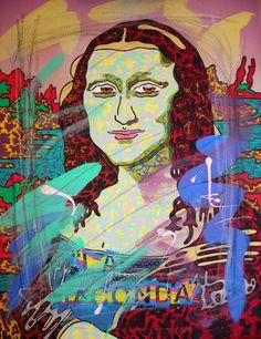 Mona Lisa, Matt VanBuren