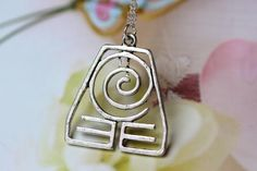 Avatar:The Last Airbender inspired earth Nation necklace