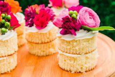 How To Make Perfect Mini Naked Cakes (Yum!) | HGTV >> http://www.hgtv.com/design/make-and-celebrate/entertaining/how-to-make-mini-naked-cakes?soc=pinterest