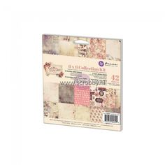 Prima Marketing Tales Of You & Me Collection Kit 6x6