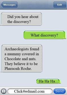 Archaeology discovery