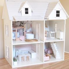 "374 Likes, 50 Comments - Calevie AFTERPAY NOW (@calevie_designer_dollhouses) on Instagram: ""Our new houses!!! we have had so many requests over the last few months for the Kmart house…"""