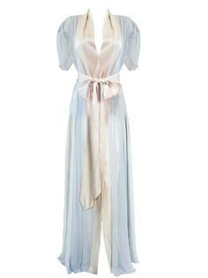 Jenny Packham - Silk Long Robe (Waterfall) oh my I'm so in love with this! It's the most beautiful robe I've ever seen!