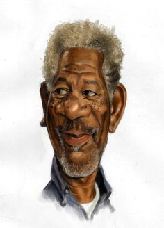 caricatures by Corey Cooley