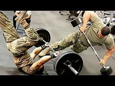 Strongest Soldier in the World - Diamond Ott | Muscle Madness - YouTube