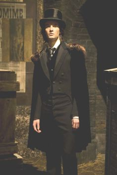 Ben Barnes in The Picture of Dorian Gray (as Dorian Gray) ((and, I suppose, the picture))