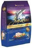 Zignature - Trout & Salmon Meal Limited Ingredient Formula - Dry Dog Food - various sizes