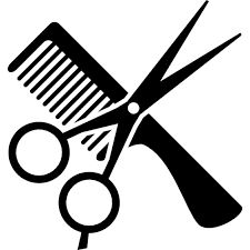 Country Creek Helping Hands brings the hair stylist to you at your home! No more mobility concerns or chemical smells from salons! Saumur, Celebrity Hair Colors, Free Hair, Cosmetology, Cricut Design, Scissors, Hairdresser, Silhouette Cameo, Icon Design