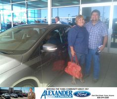 Very Happy Jose Guerrero helped my husband & I find the perfect car for our family. If you are ever shopping for an automobile with a good deal and excellent service call Jose. Thanks for everything!  FELIPE AND RUTH CORTEZ Saturday, June 28, 2014