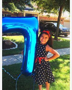 Matilda party for Aleah big 7