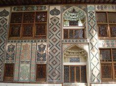 "Azerbaijan. Sheki ""Khan's Palace"""